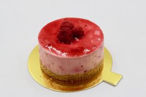 Cheese Cake Frambuesa Monoporción