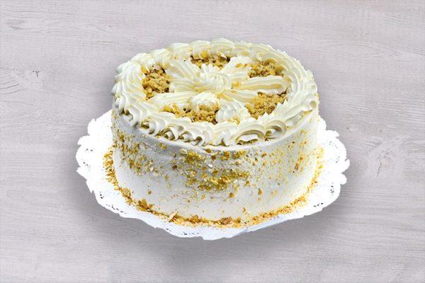 Torta Hoja Manjar Lúcuma Nuez